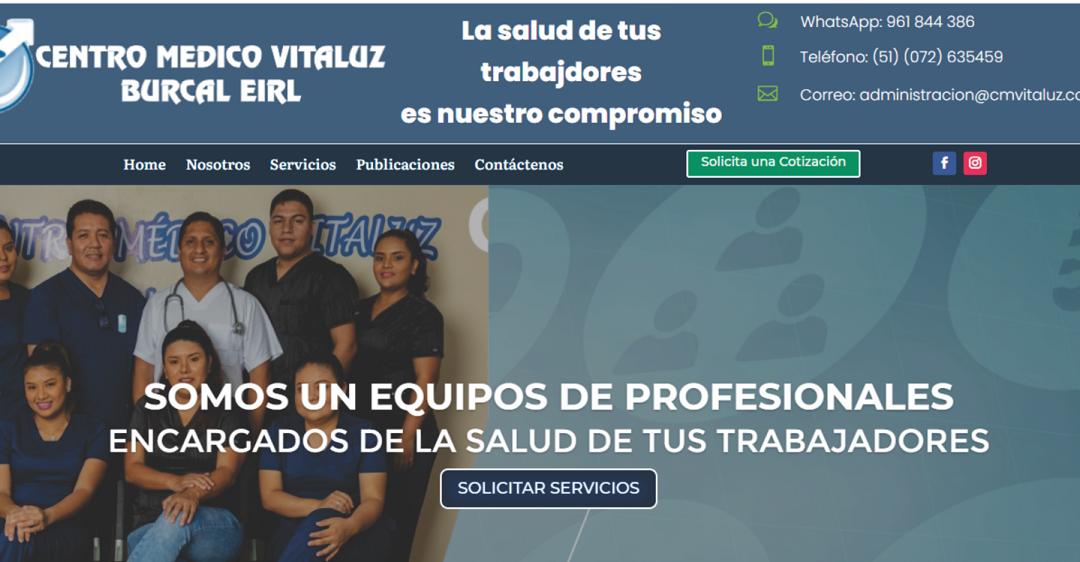 Centro Médico Vitaluz